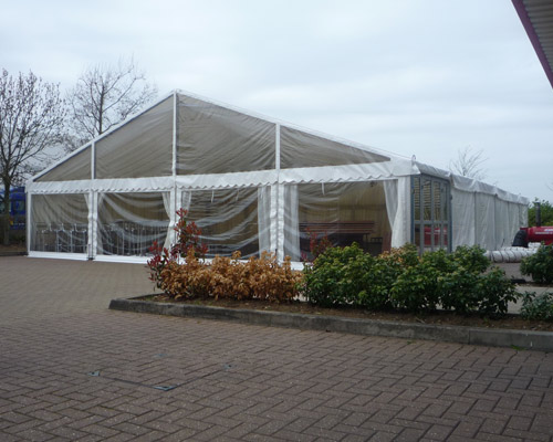 An image of a Large Marquee by Big Top Marquees