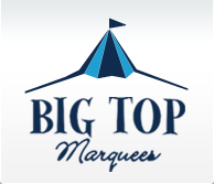 An image of the Big Top Marquees Logo.