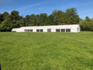 Our Marquee at the Midlands Air Festival